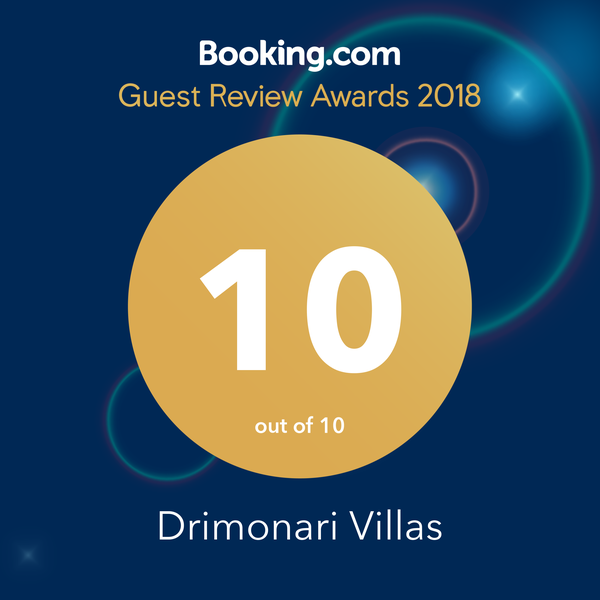 Drimonari Villas Lefkada Booking.com Reviews